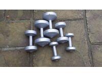 Dumbbells/ GYM equipments