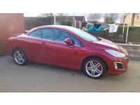 PEUGEOT 308 2.0 HDi 163 Active 2dr (red) 2012