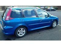 Peugeot 206 1.4 Verve SW estate. Sell?Swap? !!!!REDUCED!!!!