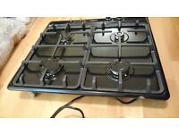 BELLING GHU60GC 4 BURNER GAS HOB