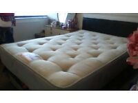 Used but nearly new mattress for sell