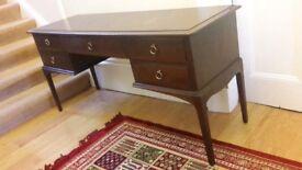 Vintage Stag minstrel dressing table/desk