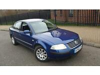 2002 Volkswagen Passat S 1.9 Tdi Service History 2 Keys Long Mot TBelt Changed 4New Tyres Excellent