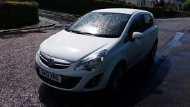 2013 1.2 Corsa SE 5 door hatchback
