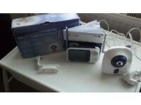 bt digital video baby monitor