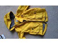 junior j Debenhams yellow coat