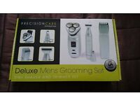 Mens grooming kit.