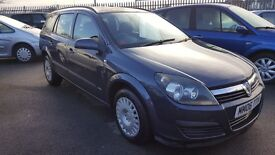 VAUXHALL ASTRA 1.3cc DIESEL ESTATE CHEAP TAX , MOT SEPT ***BARGAIN*** £1295