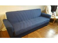 SOFA BED! Great condition. NEEDS GONE MONDAY 24th APRIL. COLLECTION ONLY.