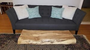 Unique Live Edge Coffee Table