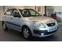 2009 59 KIA RIO 1.4 CHILL 5d 96 BHP, 1 PREVIOUS OWNER, EXCELLENT CONDITION