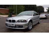 Selling bmw coupe