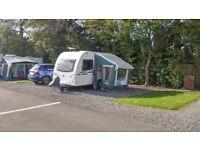 Bailey Orion 2 Berth Caravan