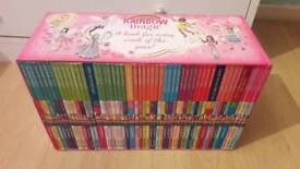 Rainbow Magic Fairies book set