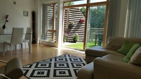 Large Double-Room available in a stunning 3 bed duplex apartment