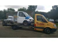 Cheap 24/7 Car Recovery Vehicle Transportation, Collection & Delivery Breakdown Service