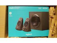Logitech Z623 Speakers like new condition