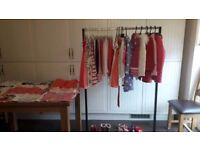 MEGA SUNDAY SALE-LARGE SELECTION OF GIRLS CLOTHES FROM 50P
