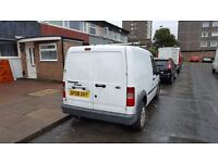 Ford transit connect 1.8 tdci 2008 mot and p/s/h