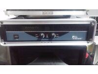 W audio ep 800 series pro amplifier