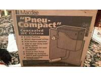 New Macdee Pneu-compact Concealed Cistern wc