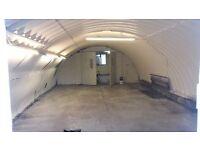 Garage, Workshop storage for rent on a small yard