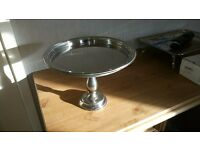 Mepra Cake Stand Silver (New)