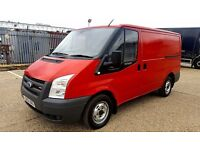 Finance - £98 per Month - FORD TRANSIT 2.2cc 85 FWD 260 Van - One Owner - FSH - 1Year MOT - 280-300