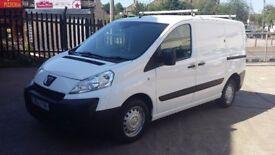 2012 / 62 PLATE Peugeot Expert 2.0 L1 H1 HDI SWB 118 BHP NO VAT NO VAT NO VAT