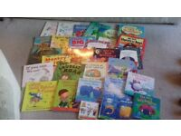 30 X BOOKS FOR YOUNG CHILDREN