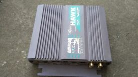 Hawk americanwariors made in use ifoniks amplifier versa cross can deliver or post!