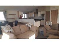 Luxury Lodge to Rent, Golden Sands Caravan Park, Rhyl