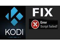 Kodi Fix Repair and Maintenance Luton Amazon 4k Fire TV Sticks & Box