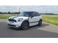 Mini Countryman JCW R60 Lots of extras / Not Cooper S