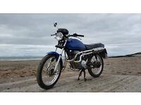 Honda CG125 Custom 200cc