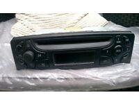 mercedes becker audio 10 cd plasyer stereo headunit vito w202 etc