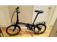 Dahon Vybe folding bike like Brompton Tern carrera giant