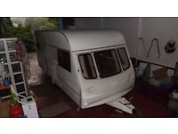 Avondale Ulysess 5 Berth Double Dinette Touring Caravan 1997