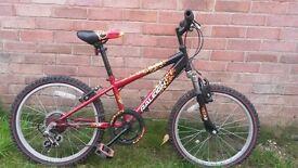 Raleigh Hot Rod Bike