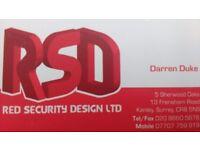 Darren D - Electrician & Installer - CCTV Cameras, Alarms, Installation & Repairs