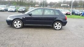 Audi A3 2001 manual petrol 1.8