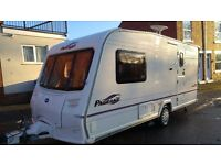 Stunning ! Bailey Pageant Monarch 2005. 2 Berth Luxury Caravan with Motor Mover & Accessories.