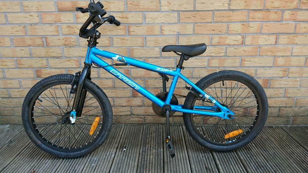 Bmx B Twin X Up In East End Glasgow Gumtree
