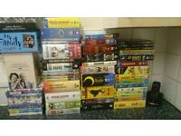 DVD box sets most of them are complete collections all of them individually all together