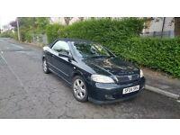 Vauxhall Astra 1.6 i 16v 2dr Cabrio