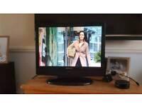 19inch HD ready DVD TV combo