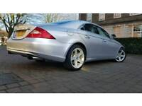 Mercedes Benz CLS 2008 Diesel Automatic HPI Clear warranty Mileage 114k