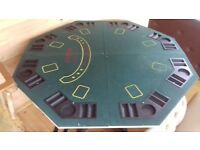 poker table. great for man cave!