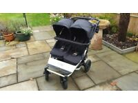 Mountain Buggy Duet V3 with family pack