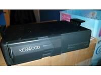 Kenwood 6 disc CD changer